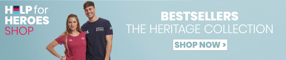 Help for Heroes banner